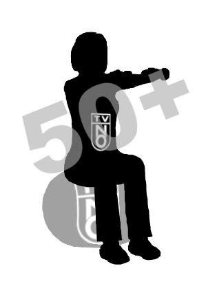 TVNO Wirbelsäulengymnastik 50+